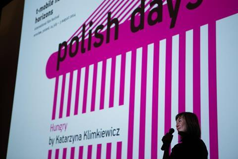 Polish Days - pitching HUNGRY by Katarzyna Klimkiewicz fot.K.Szwarc